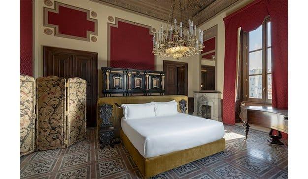 Room Mate Andrea, el primer hotel de la cadena en Sicilia