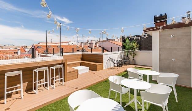 Be Mate inaugura su segundo edificio de apartamentos en el centro de Madrid