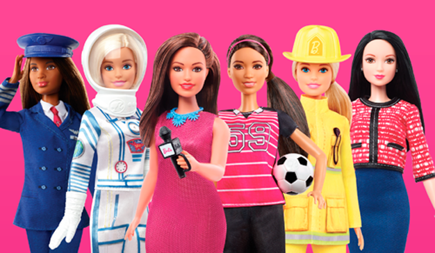 Científicas, deportistas, presidentas del gobierno… Barbie sigue derribando estereotipos después de 60 años