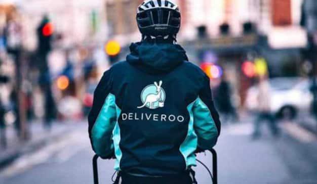 Amazon lidera la nueva ronda de financiación de Deliveroo con 575 millones de dólares