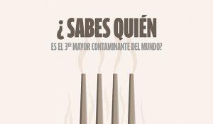 El desperdicio de alimentos contamina (y mucho), alerta esta campaña