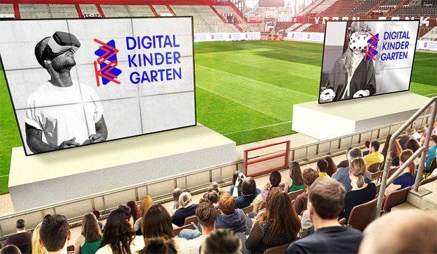 Digital Kindergarten, el evento donde la digitalización es un juego de niños (grandes)