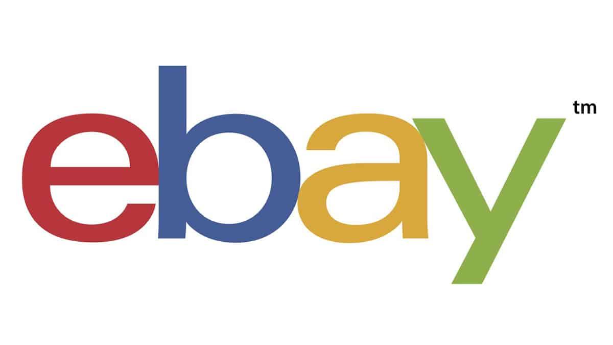 Tipografía Ebay