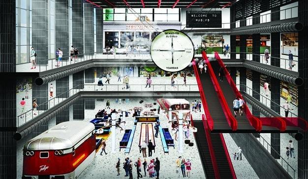Mad-FD, el nuevo y revolucionario parque temático de compras y ocio de El Corte Inglés