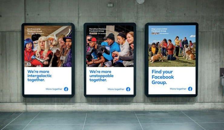 Facebook ratifica su compromiso con las comunidades en la campaña «More Together»