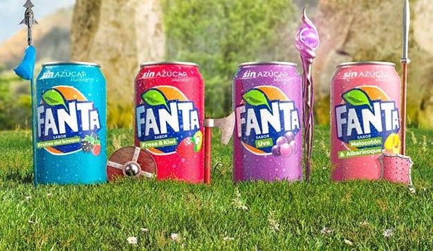 Los consumidores eligen el nuevo sabor de Fanta de entre 4 sorprendentes variedades