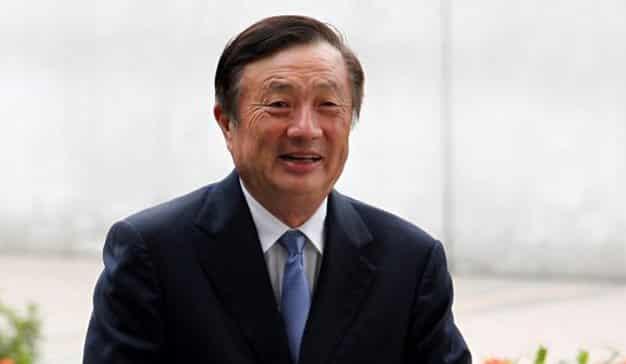 El CEO de Huawei critica el veto estadounidense defendiendo a Apple