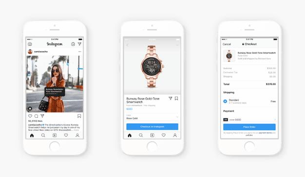 Los influencers podrán etiquetar y vender productos a través de Instagram