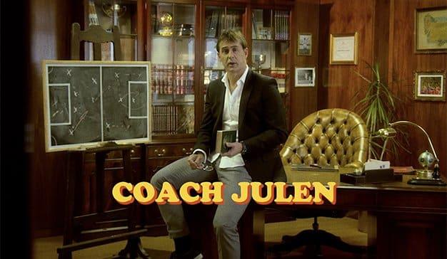 La Quiniela lanza nueva campaña digital con Julen Lopetegui