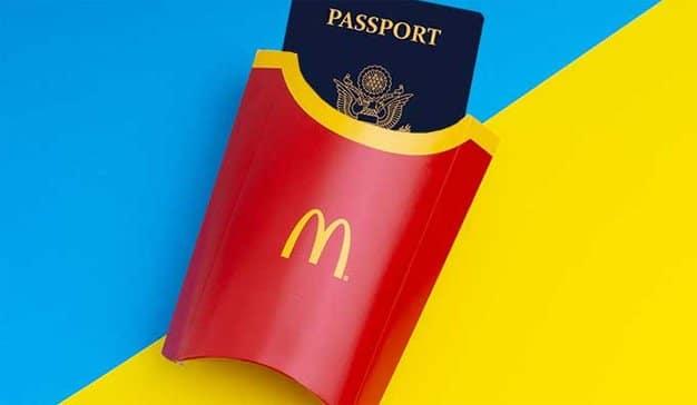 ¿McEmbassy? McDonald's ofrecerá a los estadounidenses servicios consulares en Austria
