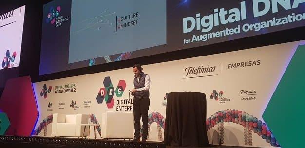 La transformación digital, con sus luces y sus sombras, es