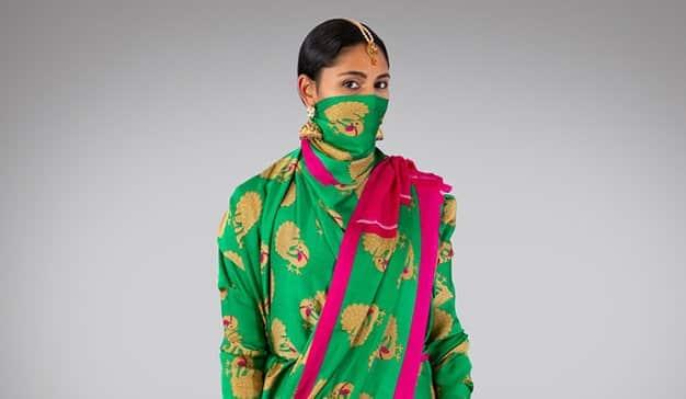 sari mujeres