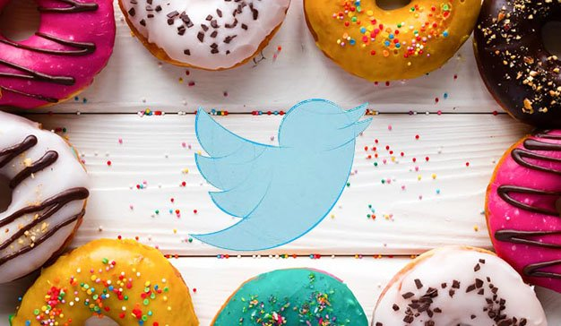 twitter donuts