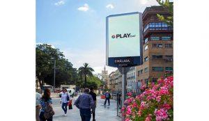 Clear Channel incrementa su oferta comercial digital en España