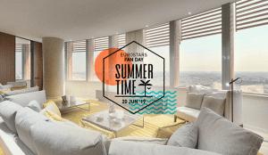Eurostars Hotels celebra el verano con su