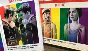 Netflix reivindica la libertad sexual a todo color de la mano de sus personajes LGBTQ+ más conocidos