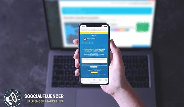 Soocialfluencer facilita el marketing con influencers