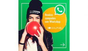 SocialPubli.com, primera plataforma en hacer campañas con influencers a través de WhatsApp