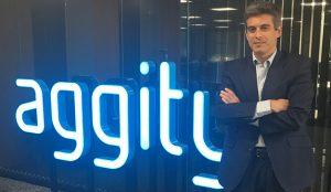 Aggity nombra a Xavier vidal como Director Comercial y de Marketing