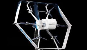 Amazon Prime Air entregará pedidos con un dron en 30 minutos