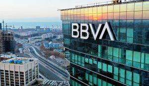 BBVA estrena su nueva marca unificada en casi 1.000 oficinas de todo el mundo