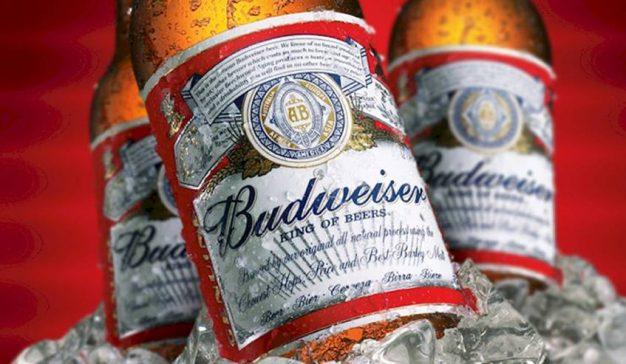 Budweiser, la marca de cerveza más valiosa del mundo según Brand Finance