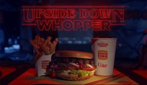 Burger King crea un whopper