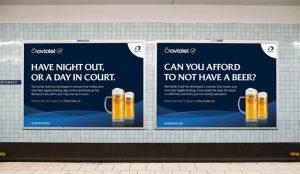 Esta marca de cerveza quiere imponer multas a quienes son