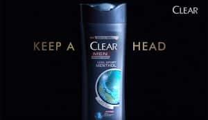 Clear (Unilever) y Cristiano Ronaldo animan a los jóvenes a mantener su cabeza