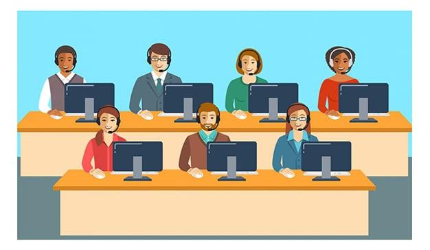 Los auténticos usuarios del contact center