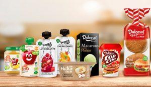El grupo Dulcesol se llamará Vicky Foods