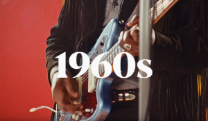 Fender inspira a los músicos de hoy a crear su propia identidad con su nueva línea de guitarras vintage