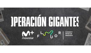 Movistar+ muestra un universo transmedia de 'Gigantes'