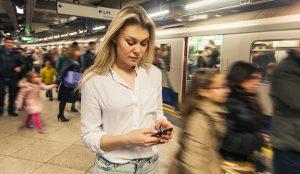 Google Maps planea informar también del grado de congestión del transporte público