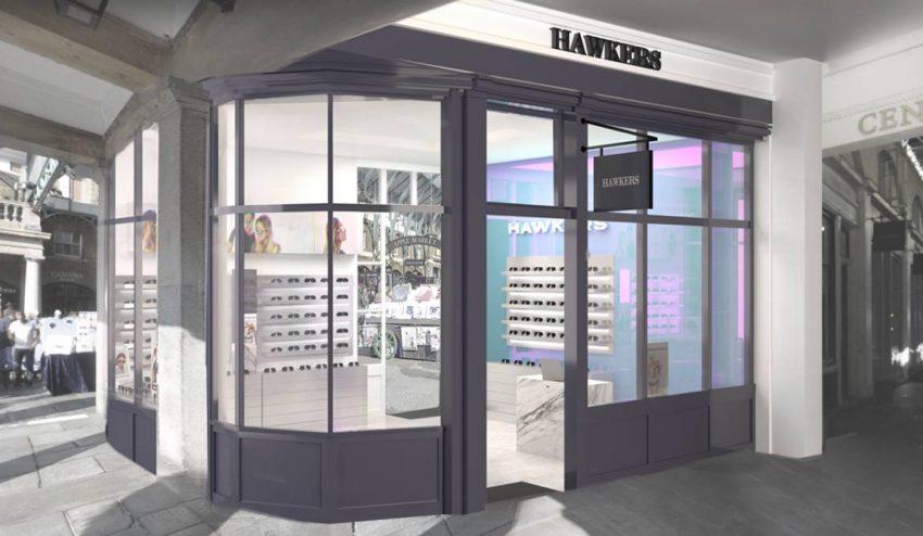 Hawkers abrirá su primera tienda en el emblemático Covent Garden este verano