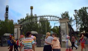 Parque de Atracciones de Madrid cumple 50 años