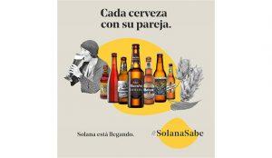 Mahou San Miguel anuncia el lanzamiento de Solana
