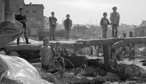 En este punzante spot de John Hegarty las voces de los niños se apagan por culpa del hambre