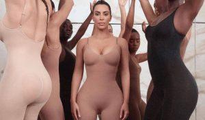 Kim Kardashian, en el centro de la polémica por el nombre de su línea de ropa interior