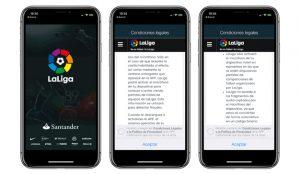LaLiga tendrá que pagar 250.000 euros de multa por espiar con su app