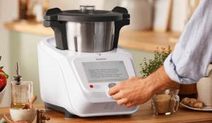 Descubren un micrófono oculto en el robot de cocina de Lidl