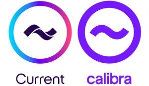 El logo de Libra, la criptomoneda de Facebook, casi idéntico al de un banco online