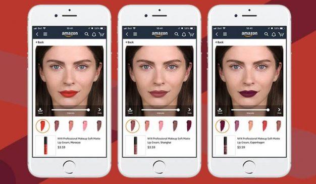Amazon incorpora el reconocimiento facial y la realidad aumentada a su experiencia de compra de la mano de L'Oréal