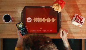 McDonald's convierte sus patatas fritas en una playlist de Spotify
