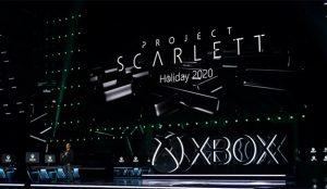Microsoft presenta a la sucesora de Xbox: la potente consola Project Scarlett
