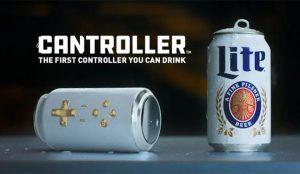 Miller Lite transforma una lata de cerveza en un práctico y