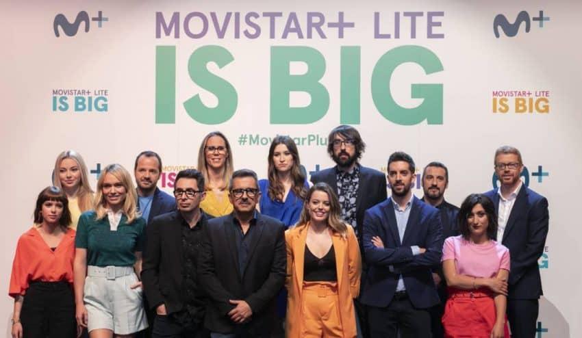 Telefónica acerca su oferta de contenidos a todos los usuarios con Movistar+ Lite