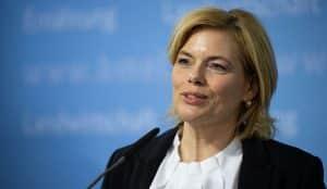 La ministra de Agricultura alemana, acusada de hacer publicidad encubierta a Nestlé
