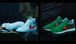 Nike rescata los 80 con una colección inspirada en Stranger Things