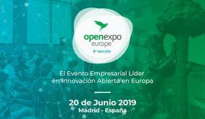 Empresas y profesionales por la innovación en OpenExpo Europe